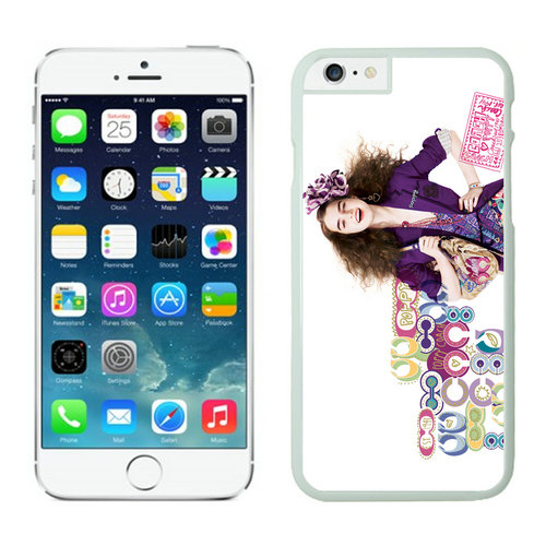 Coach People Logo Multicolor iPhone 6 Cases FAO