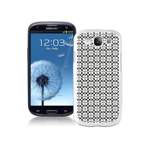 Coach In Confetti Signature Black Samsung Galaxy S3 9300 BGH