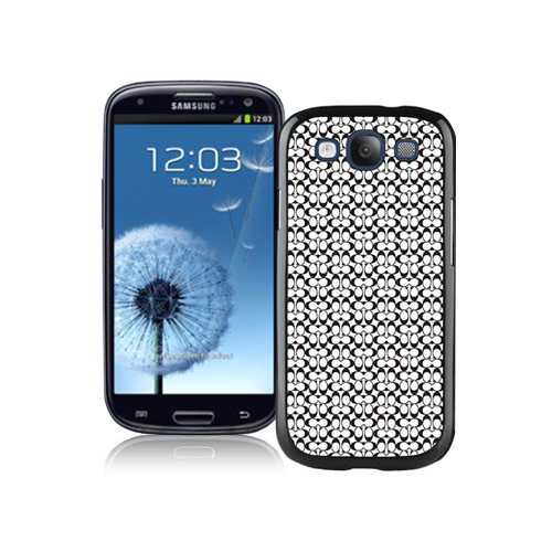 Coach In Confetti Signature Black Samsung Galaxy S3 9300 BGX