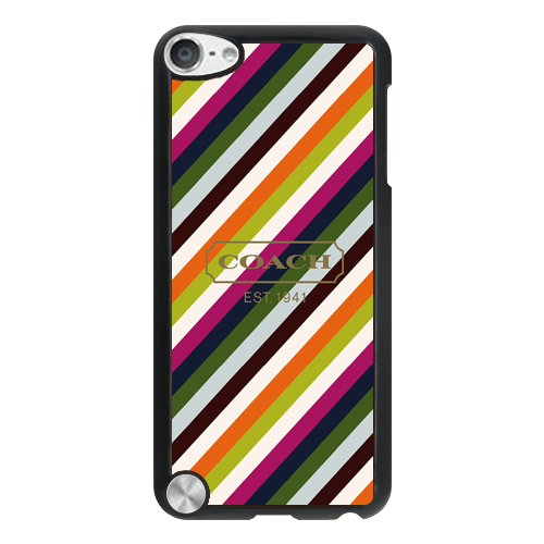 Coach Stripe Multicolor iPod Touch 5TH AUN
