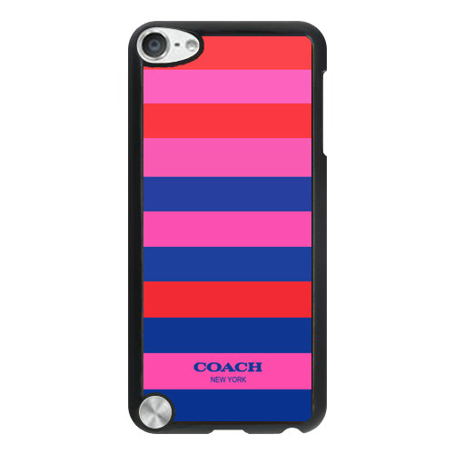 Coach Stripe Multicolor iPod Touch 5TH AJE
