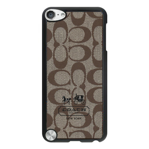 Coach In Signature Beige iPod Touch 5TH AJH