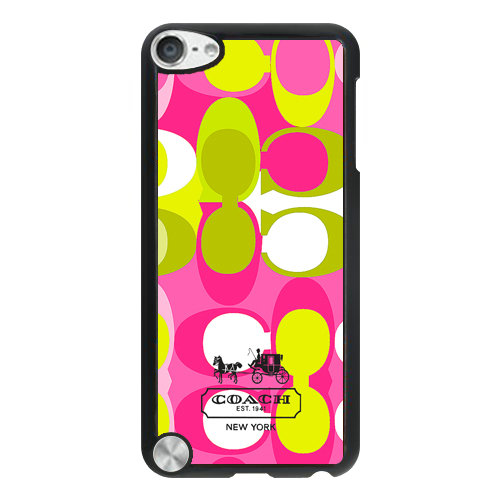 Coach In Signature Multicolor iPod Touch 5TH AJI