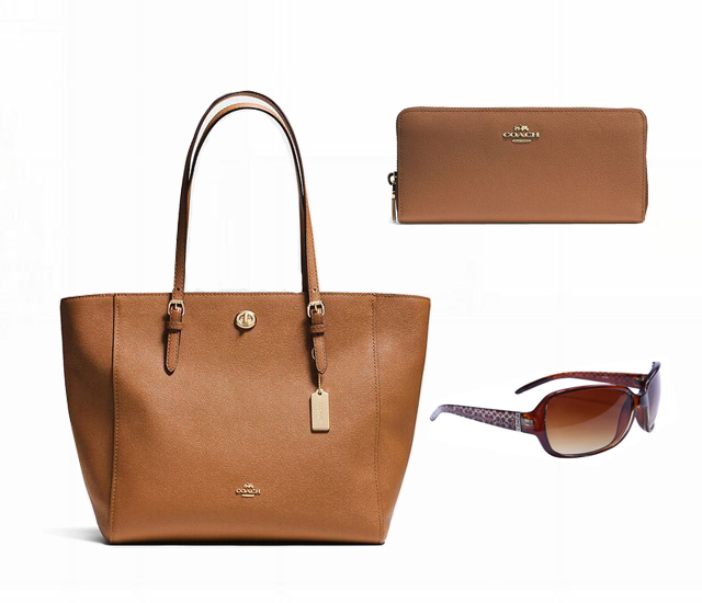 Coach Only $119 Value Spree 8826