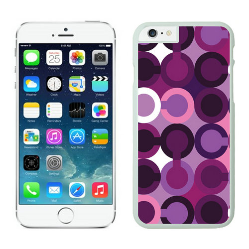 Coach Fashion C Purple iPhone 6 Cases EZI