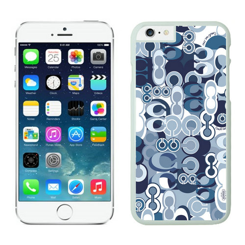 Coach Fashion C Blue iPhone 6 Cases FAQ