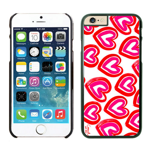 Coach Love Logo Pink iPhone 6 Cases FAR