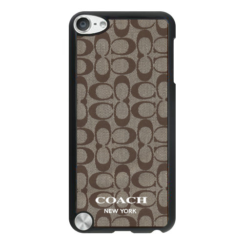 Coach Logo Signature Beige iPod Touch 5TH AUR