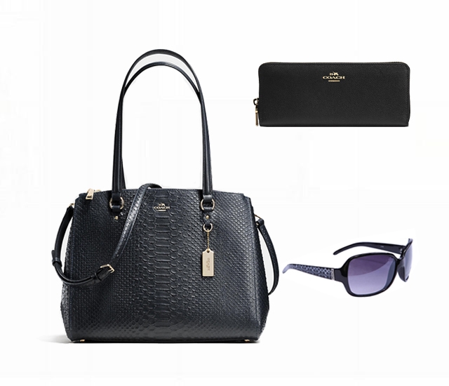 Coach Only $119 Value Spree 8805