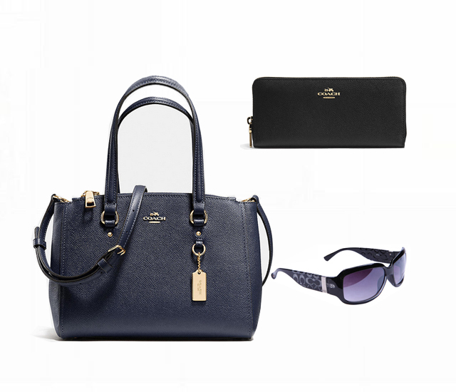 Coach Only $119 Value Spree 8807