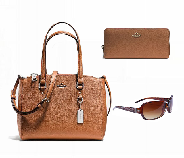 Coach Only $119 Value Spree 8808